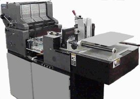 Kirk-Rudy 324M Printing Press Shuttle Feeder