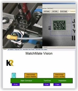 Kirk-Rudy MatchMate Software | Vision System Software