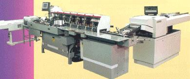 Mailcrafters EDGE Series THOR High-Speed Inserting System