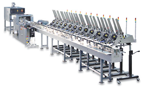 Streamfeeder Collator Series Systems